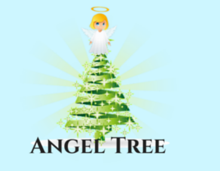 Angel Tree Tag Available