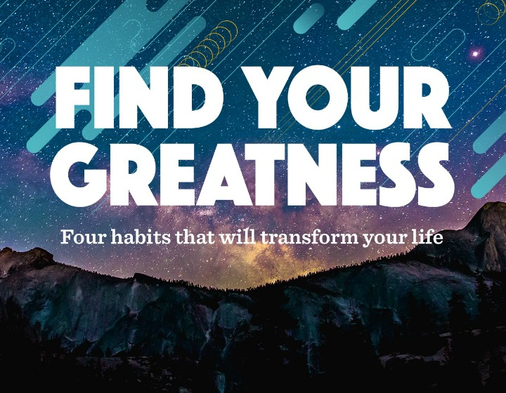 Dynamic Catholic -      Find Your  Greatness