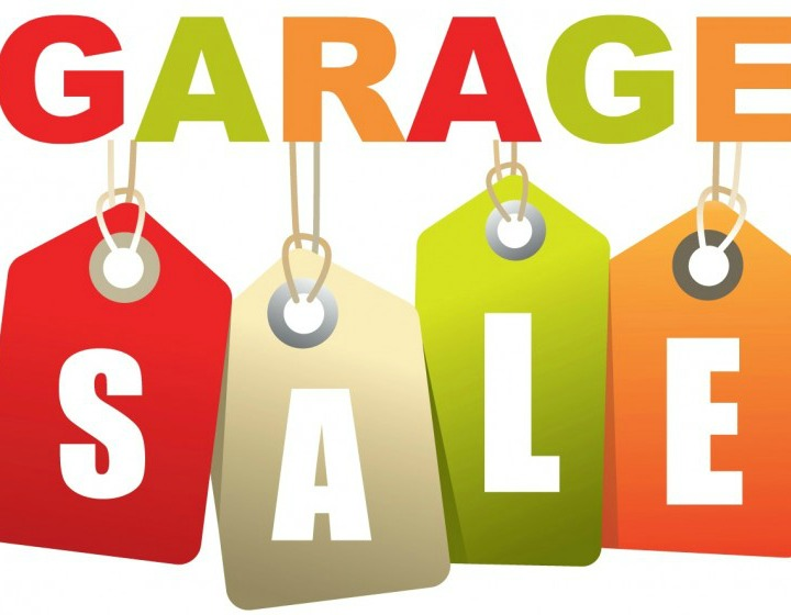 Fall Garage Sale - CANCELLED!