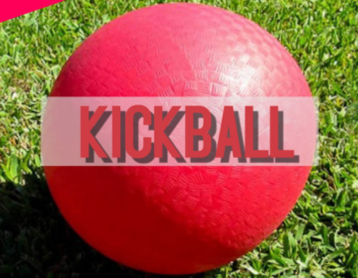 Young Adult Ministry Kickball